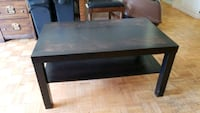 Wooden coffee table  Mississauga, L5G 4J5