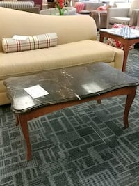 RA Res Marriott marble top coffee table  Oakville