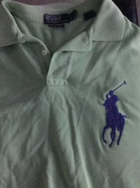 Gray and purple polo shirt Barrie, L4N