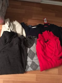 2xl sweaters shirts size 38 40 x 30 pants shorts available San Jose, 95127