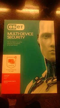 ESET Multi-Device Security (2018) - Protects up to 10 devices