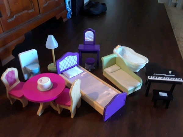 Swell Barbie Doll House Dolls Clothing Furniture Pdpeps Interior Chair Design Pdpepsorg