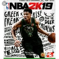 NBA 2k19 Los Angeles, 90011