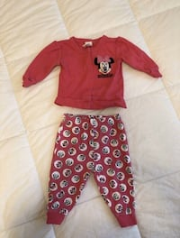 DISNEY BABY Minnie Mouse PJ Set Markham, L6B 0R9
