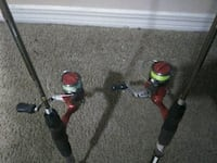 Shimano spinning combos Jacksonville, 32223