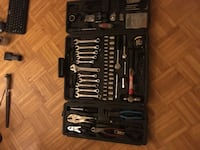 Set of tools, with electronic stud finder asking $50  Burnaby