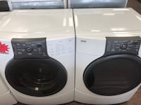 white front-load washer and dryer set Fayetteville, 28303