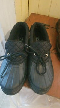 Women's size 8 sperry top sider shoes Ironton, 45638