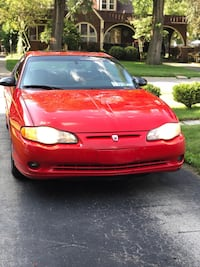 Chevrolet - Monte Carlo - 2001 Youngstown