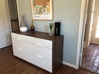 IKEA NYVOLL Dresser and Night Stands / End Tables Glendale, 91208