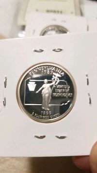 4 coin $25cents