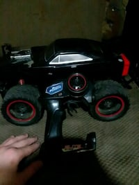 black and red RC car Coles County
