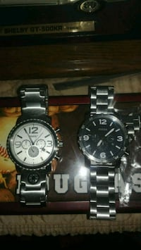 Fossil watches  45 km
