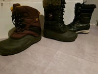3 pairs of boots youth boots for sale  Mississauga, L5G 2P5