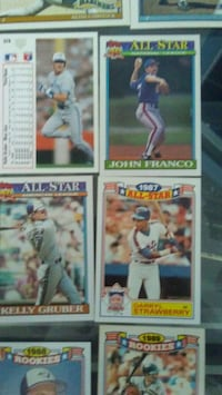 baseball trading card collection Mansfield, 44905