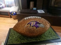 Hand crafted custom footballs.. any team