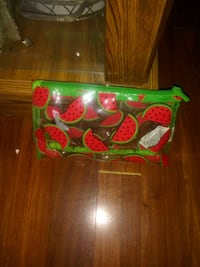 Watermelon Make-up pouch