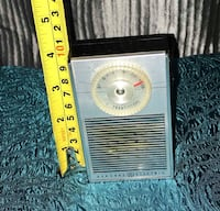 gray Transistor with tape measure Barrie, L4N 5G8
