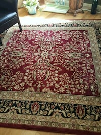 """Rug 7'10"""" square New Orleans, 70112"""