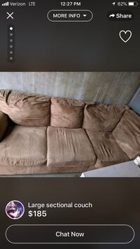 Sectional couch Tucson, 85719