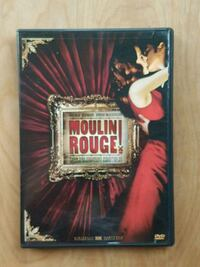 Moulin Rouge Wide Screen Edition - like new Airdrie, T4B 0E4