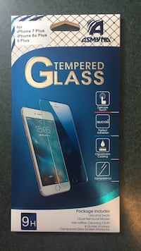 Tempered Glass for iPhone box