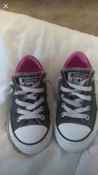pair of black Converse All Star low-top sneakers Matthews, 28105