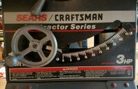 Craftsman Contractor Series Table Saw Lancaster
