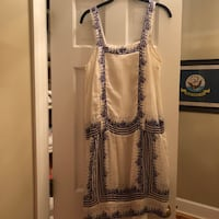 Tara Jarmon Silk Dress Washington