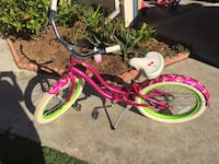 Electra kid's 20 inch cherry beach cruiser bicycle Encinitas, 92024