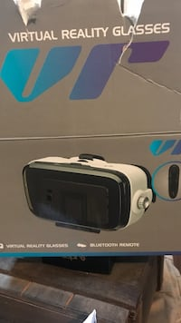 White and black samsung gear vr box Bethlehem, 18020
