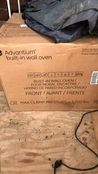 GE  Advantium wall  oven microwave new in box Baltimore, 21220