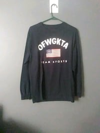 Ofwgkta black and white long sleeve Myrtle Beach, 29579
