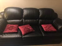 6 seater faux leather sofa set  Vaughan, L6A 1E8