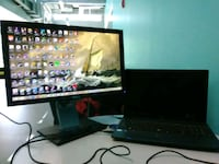 Acer Windows 8 laptop with external Acer 24 inch w Washington