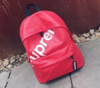 red and white Adidas backpack Salt Lake City, 84105
