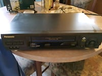 black Panasonic 4-head stereo player Edmonton, T6L 7B3