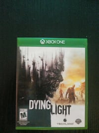Dying Light Xbox One game case Charles Town, 25414