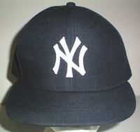 New Era 59Fifty New York Yankees MLB Cap Size 7 3/4 or 61.5cm London