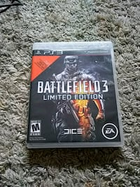 Battlefield 4 Sony PS3 game case