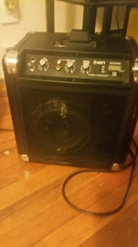 black and gray guitar amplifier Charlotte, 28210