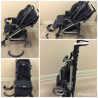 Peg Perego Switch Four stroller Mississauga, L5B 4N3