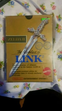 The adventures of Link (Nintendo) Toronto, M9N 1X7