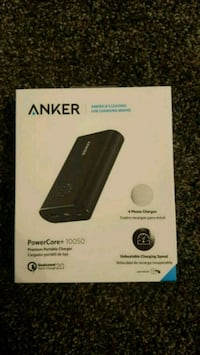 Anker powercore+ 10050 New Florence, 15944