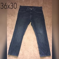 Men's jeans size 36x30  Independence, 64052