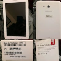 Brand new Samsung tablet  Winnipeg, R2W 1Z5