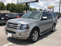 2008 FORD EXPEDITION LTD $1700 Down payment  Houston