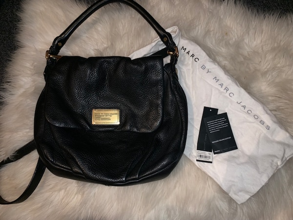 a8529c18db08 Used Marc by Marc Jacobs lil ultika black bag for sale in Teaneck ...