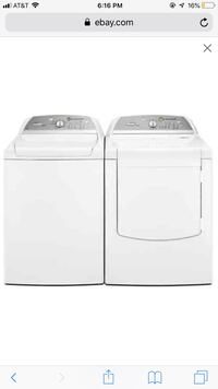 Whirlpool Cabrio washer and dryer combo  Las Vegas, 89148