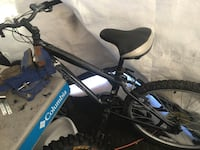 black and blue Schwinn hardtail mountain bike Calgary, T2X 1E5